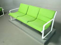 walter knoll circle sofa elegant vine 3 seater sling sofa by bruce hannah and andrew morrison
