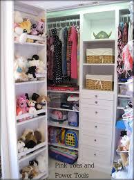 Diy Closet System Ana White Closet Organizer Diy Projects