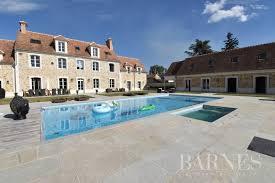vente maisons avec piscine intérieure