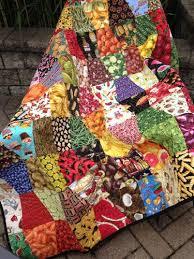Quilts for Sale – Jack Squares Studio & Food Tumblers Lap Quilt Adamdwight.com
