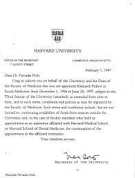 Harvard Cover Letter Sample Resume Sample Directory