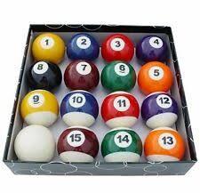 Бильярдные <b>шары</b> - огромный выбор по лучшим ценам | eBay