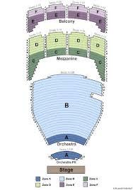 Tulsa Pac Seating Chart Chapman Music Hall At Tulsa Performing Arts Center Tickets