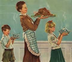 second thanksgiving is the least mercial of our major holidays granted the mercantile mayhem marking the advent of ping known as black