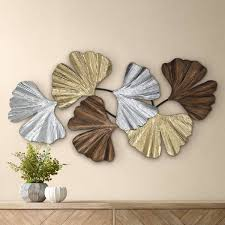 42x42 inch brown iron wall decor $225. Brown Metal Wall Art Wall Art Lamps Plus