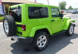 10 Best Jeep Wrangler Colors Old Car Memories