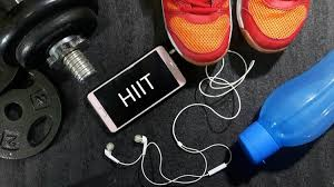 hiit ilration sneakers weight waterbottle top fitness apps for effective hiit workouts