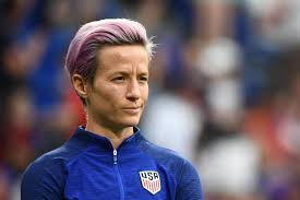 Expects Evening World Women's Cup Fit To Megan Standard London Star For Usa Rapinoe Be Final ecceefcecb|When Steel Meets Cheese