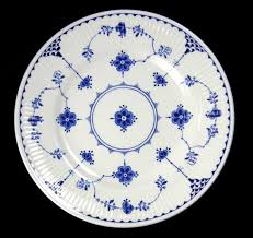 Blue China Pattern Fascinating Blue Denmark