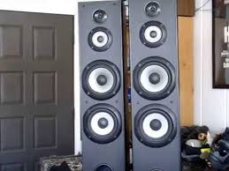 sony tower speakers. sony speakers 6000 towers 4 way sony tower p