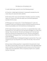 college essays college application essays the college board huckleberry finn essay