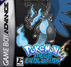 pokemon mega evolution gba