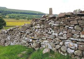 how to build a stone wall with mortar a simple freestanding mortar less wall how to how to build a stone wall with mortar