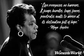 Maya Angelou Famous Quotes Best Quotes By Maya Angelou That Still Inspire Us Today Woman's World