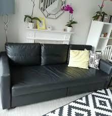 ikea friheten 3 seat sofa bed bomstad
