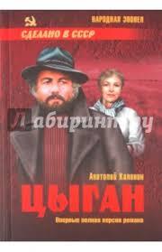 "Книга: ""<b>Цыган</b>"" - <b>Анатолий Калинин</b>. Купить книгу, читать ..."