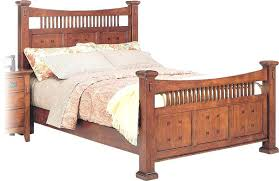 Mission Bed Frame Rooms To Go Mission Style Further Ado A Queen ...
