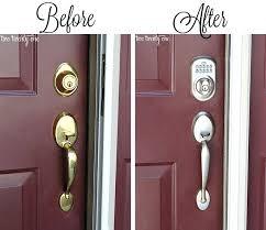 replacing a front doorFront Door Locks Change  teslafileco
