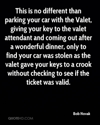 valet quotes