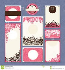 set of floral wedding cards royalty free stock photo image 32401225 Wedding Card Vector Graphics Free Download royalty free stock photo download set of floral wedding cards Vector Background Free Download