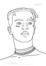 37+ rapper coloring pages for printing and coloring. Hip Hop Rap Coloring Pages Books 100 Free And Printable Coloring Home