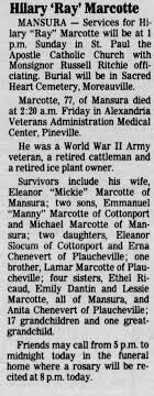 Obituary for Hilary Marcotte (Aged 77) - Newspapers.com