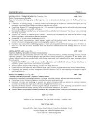 Cover Letter To University Resumes And Cover Letters Ohio State Alumni Association