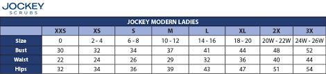Uniform Advantage Size Chart Jockey Performance Rx Womens Yoga Scrub Pants Stretch Scrubs