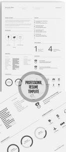15 free psd cvresume and cover letter templates freebies for 89 exciting free resume template downloads 132x300 resume template sample for it jobs bitraceco with regard to 93 on wordpad templates windows 10
