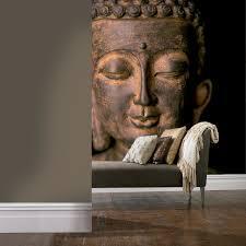 Bolcom Art For The Home Fotobehang Boeddha Bruin 212x260 Cm