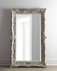 antique french floor mirror antique