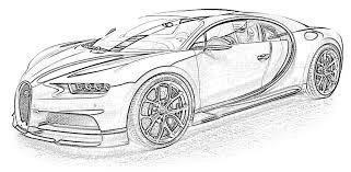 El bugatti veyron es un automóvil superdeportivo biplaza diseñado y desarrollado por el grupo volkswagen y producido en molsheim (alsacia, francia), por el fabricante bugatti automobiles s.a.s. Bugatti Cihron Coche En Miniatura