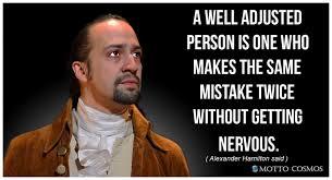 Alexander Hamilton Quotes Mesmerizing Alexander Hamilton Said Quotes 48 Motto Cosmos