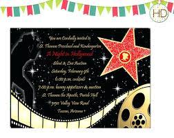 Movie Invitation Template Free Template Movie Premiere Invitation Template 19