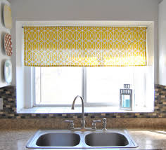 Valance For Kitchen Windows Kitchen Sink Window Valance Best Kitchen Ideas 2017