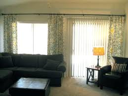 curtains over vertical blinds sliding glass doors curtains over vertical blinds sliding glass doors sliding glass patio door blinds