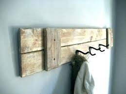cool coat rack ideas wall hooks rustic hanger medium size of surprising hook
