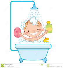 taking clipart bath banner royalty free