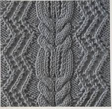 Knit Stitch Patterns Interesting Cables And Lace Zig Zag Knit Stitch Knitting Kingdom