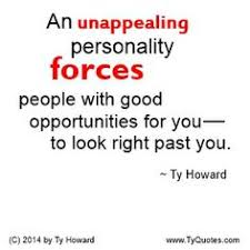 Personality Quotes Extraordinary Ty Howard Quotations Sayings Quotes Daily Untie The KnotsR