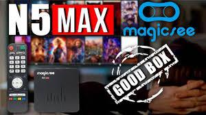 Good Box!!! - Magicsee N5 Max Amlogic S905X3 4K TV Box Review - YouTube
