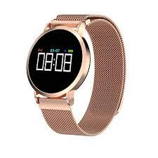 Amazon Com Fidgetfidget Waterproof Smartwatch For Men Women