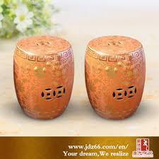 ceramic chinese garden stool china