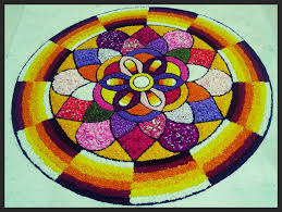 Pookalam Designs Outline Pin By Sreestours On Kerala Blog Onam Pookalam Design
