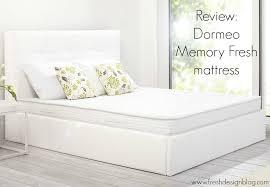 dormeo mattress review. Simple Mattress Fresh Design Blog Review The Dormeo Memory Mattress Throughout Mattress Review M