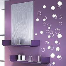 Small Picture 58 Bubbles Bathroom Window Shower Tile Wall Stickers Wall Decals
