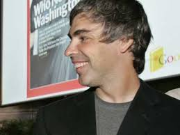 larry page. Open Sesame: Google will let you log into your Google accounts — like Gmail and Calender — on any device if you just scan a barcode over at one ... - larry-page