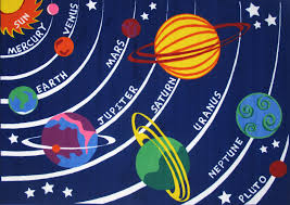 Solar System Bedroom Decor Space Themed Bedding