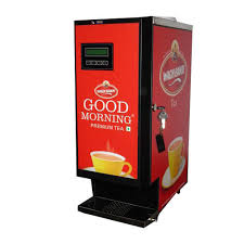 Tea Vending Machines Stunning Semi Automatic Tea Vending Machine Cha Vending Machines Chai