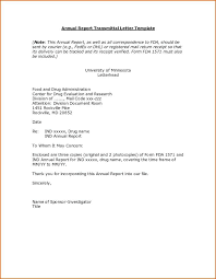 Transmittal Letter For Governor Of Template Example Sample